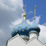Russisch Orthodoxe Kirche - Zwiebelturm