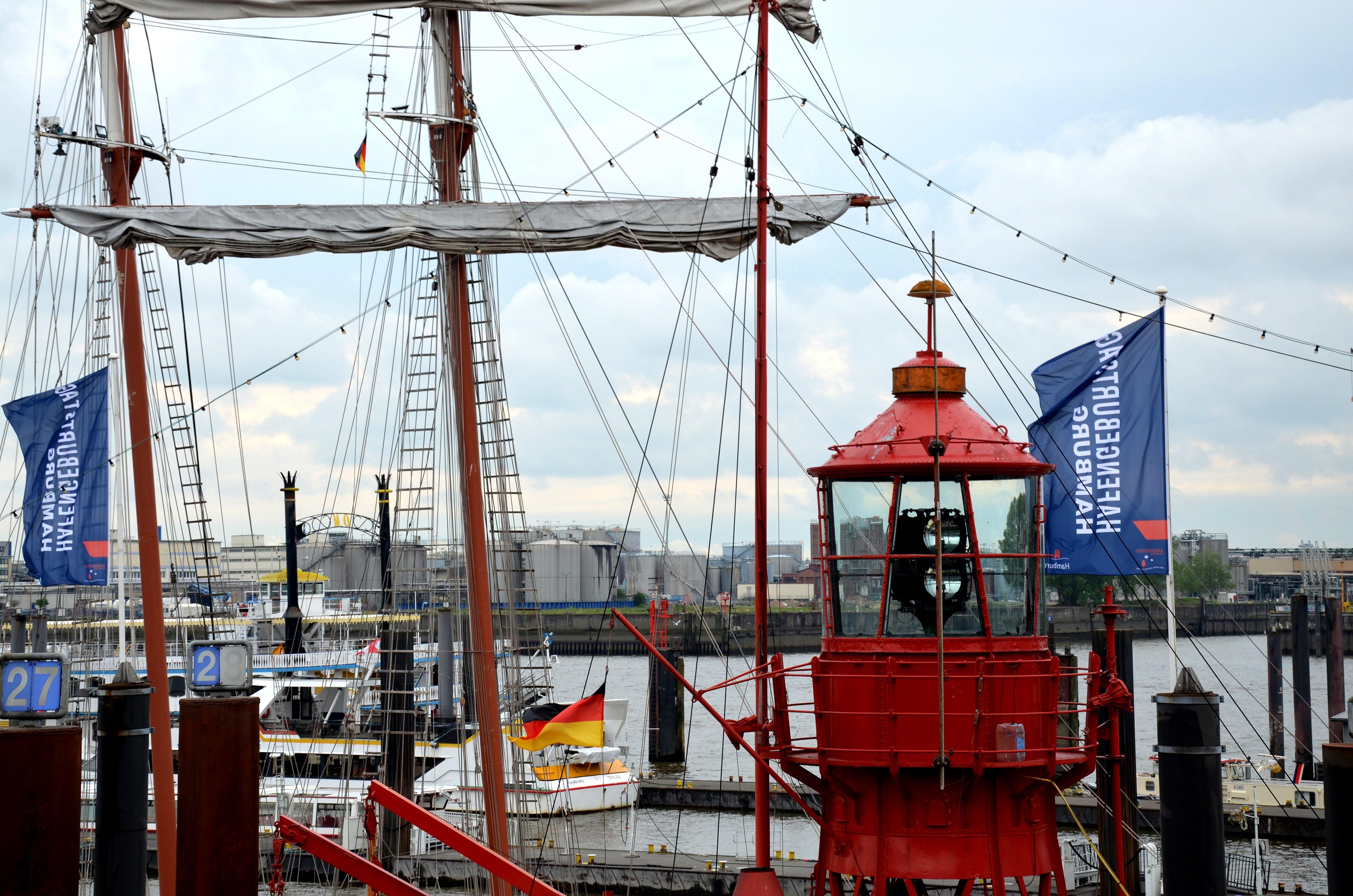 Bis 1989 war das Feuerschiff 36 Jahre lang als Seezeichen für die Schiffahrt vor der englischen Küste unterwegs.