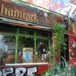 der älteste irische Pub  von Hamburg liegt im Stadttteil St. Pauli und ist eine beliebte Fußballkneipe.