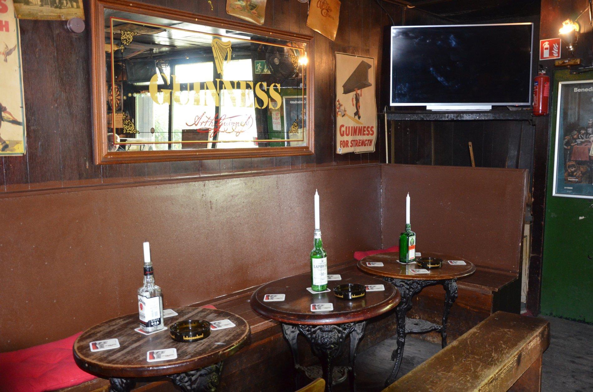 Das Shamrock - ein irischer Pub mit Geschichte und Tradition