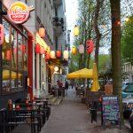 Japanisches Ramen Restaurant in St. Pauli